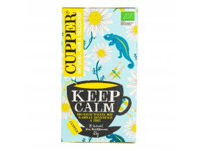 Čaj Keep Calm 35 g BIO CUPPER