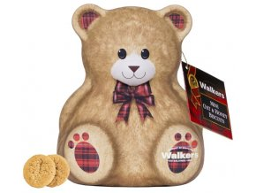 Walkers Teddy Bear Tin