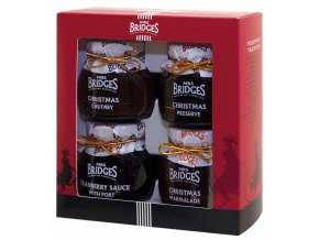 Mrs Bridges Christmas Selection Pack