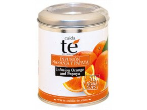 Cuida-te Orange & Papaya Infusion
