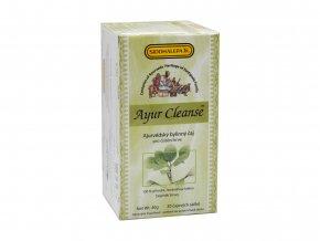 Ayur Cleanse čaj, 20 sáčků