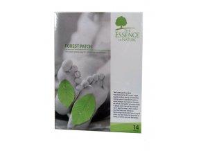 Detoxikační náplast Forest 14ks AM008