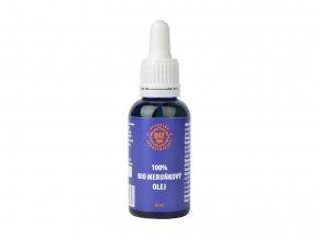 Meruňkový olej BIO s pipetou, 30 ml