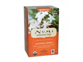 Numi čaj bio Zelený s jasmínem, 18 sáčků