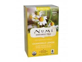 Numi čaj bio Heřmánek s citronovou myrtou, 18 sáčků