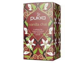 Pukka čaj vanilka s kořením, 20 sáčků