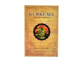 Kurkuma - Ájurvédské koření života (kniha)