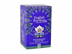 ETS čaj Bezkofeinový černý čaj redesign Mandala