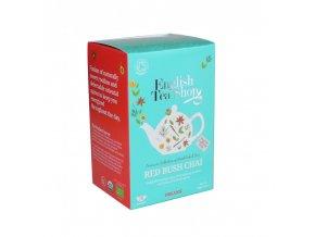 ETS čaj Red bush Chai, EXP 2/21, sleva 50 %