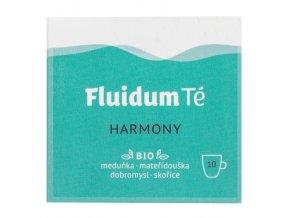 Extrakt čajový tekutý - Harmony 10x10 ml BIO FLUIDUM TÉ