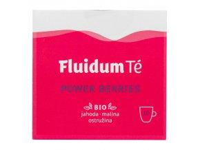 Extrakt čajový tekutý - Power Berries 10x10 ml BIO FLUIDUM TÉ