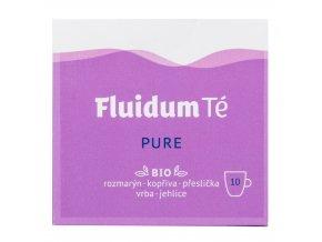 Extrakt čajový tekutý - Pure 10x10 ml BIO FLUIDUM TÉ
