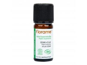 Éterický olej cedr atlas 10 ml BIO FLORAME