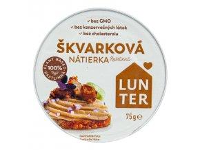 Pomazánka škvarková 75 g LUNTER