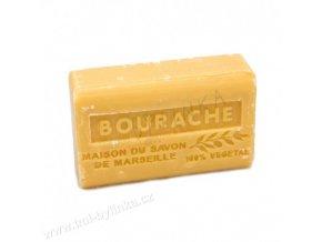 Mýdlo z bambuckého másla - Huile de bourache (brutnák) 125g F021