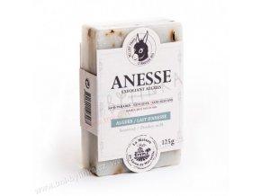 Mýdlo s oslím mlékem DUO - Algues/Lait d´anesse (mořské řasy/mléko) 125g F056