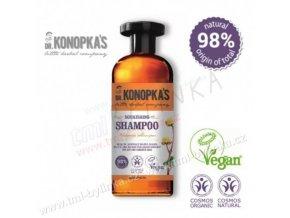 Dr. Konopka´s: Vyživující šampon 500ml K455