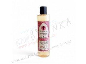 "Sprchový gel-mýdlo z Aleppa ""Damašská růže"" 250ml F049"