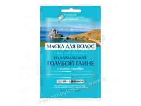 FITOKOSMETIK: Posilující maska na všechny typy vlasů na základě bajkalského jílu 30ml K1784