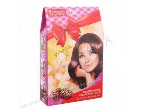 LIDOVÉ RECEPTY: Kosmetický dárkový set na péči o vlasy (2x30ml, 20ml) K2228