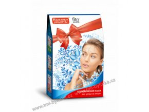 LIDOVÉ RECEPTY: Kosmetický dárkový set na péči o obličej (2x25ml,15ml) K2229