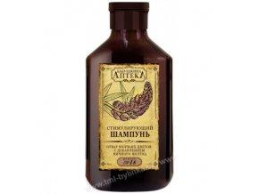 BABIČČINA LÉKÁRNA: Šampon recept č. 18 (lupina a vaječný žloutek) 350ml K370