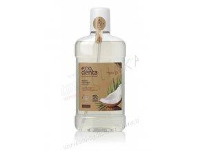 ECODENTA: COSMOS ORGANIC Ústní voda s příchutí kokosu 500ml K2215