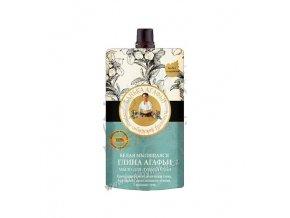 Baňka Agáthy: 3v1 Tekuté mýdlo s bílým bahnem (mýdlo, sprchový krém, šampón) 100ml BAŇKA AGÁTHY K1060