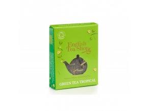 ETS čaj Zelený s tropickým ovocem