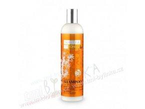 "Natura Estonica: Šampón ""Síla vitamínu C"" (na slabé a poškozené vlasy) 400ml K1481"