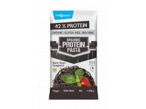 MAX SPORT Protein pasta špagety - tmavé fazole 200g MaxSport