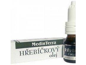 Medinterra Hřebíčkový olej 10ml