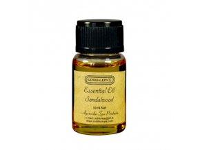 Ayur esenciální olej Sandalwood, 10 ml