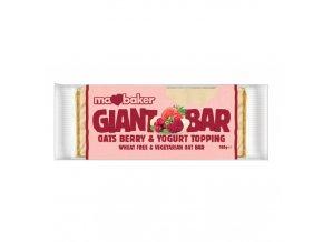 Giant Bar jogurt, lesní ovoce 100g Ma Baker