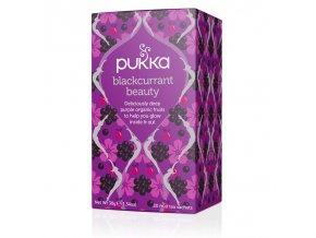 Pukka čaj Blackcurrant beauty, 20 sáčků