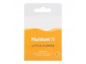 Extrakt čajový tekutý - Little Flower Travel 2 ks BIO FLUIDUM TÉ