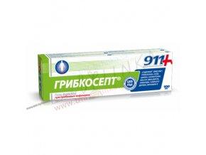 911 Masážní gel GRIBKOSEPT na ruce a nohy 100ml M008