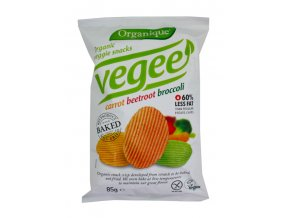 Chips vegee 85g McLLOYDS