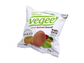 Chips vegee 25g McLLOYDS