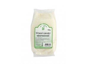 Zdraví z přírody s.r.o. Cukr třtinový bílý nerafinovaný 500g ZP