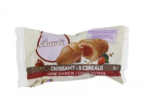 MAX SPORT s.r.o. Croissant 5 cereali lesní ovoce 50g MaxSport