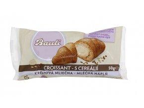 MAX SPORT s.r.o. Croissant 5 cereali mléčná 50g MaxSport