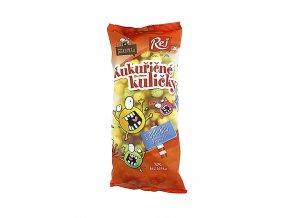 REJ s.r.o. Kukuřičné kuličky ovocné 45g REJ