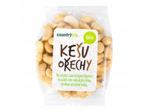 Kešu ořechy 100 g BIO COUNTRY LIFE