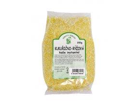 Zdraví z přírody s.r.o. Kaše kukuřično-rýžová inst. 200g ZP