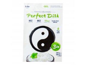 Perfect Dish BIO Rice - zeleninová rýže 360 g  + Dárek při nákupu nad 1200,-