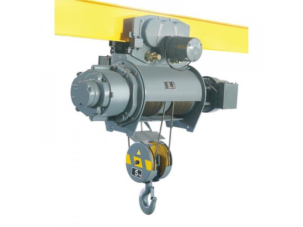 wciagarka elektryczna linowa sh 2tx6m 380v