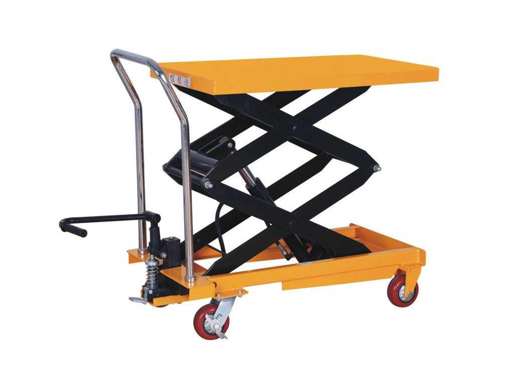 Manuální zdvihací stůl PTS800 800KG