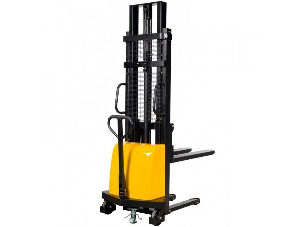 Elektrický vysokozdvižný vozík DYC10-30 1T 3M