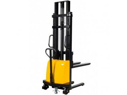 Poloektrický vysokozdvižný vozík DYC10-35 1t 3,5m